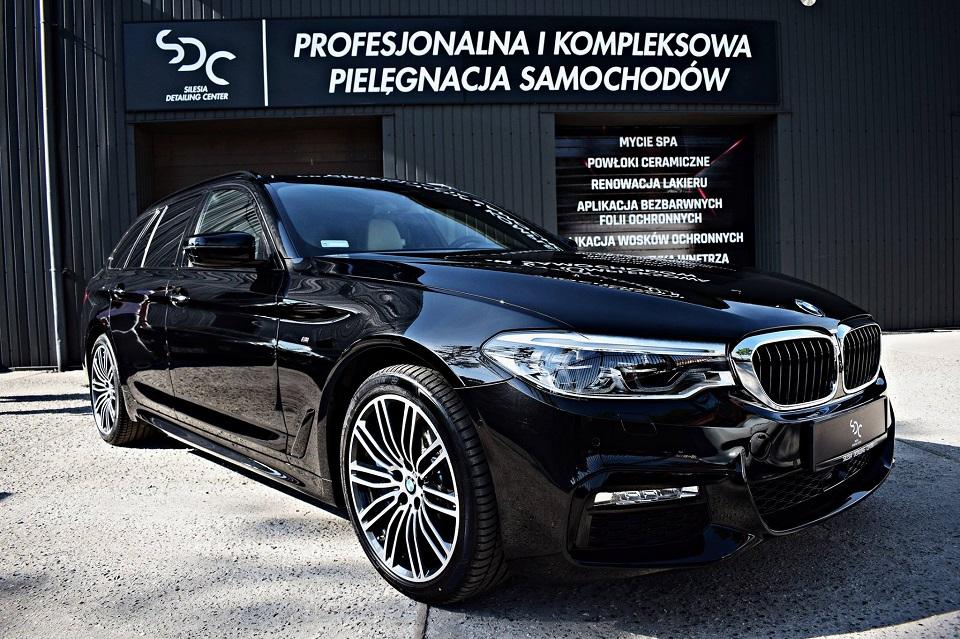 BMW 5 Zabezpieczenie ceramiczne