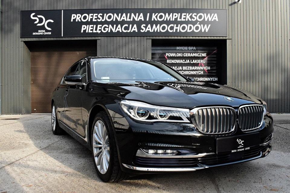 BMW 7 Zabezpieczenie ceramiczne