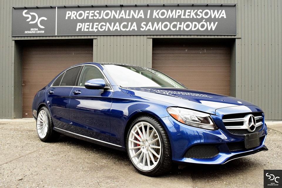 Mercedes C300 Zabezpieczenie ceramiczne