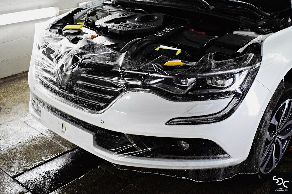 Renault Talisman Ochrona foliami PPF