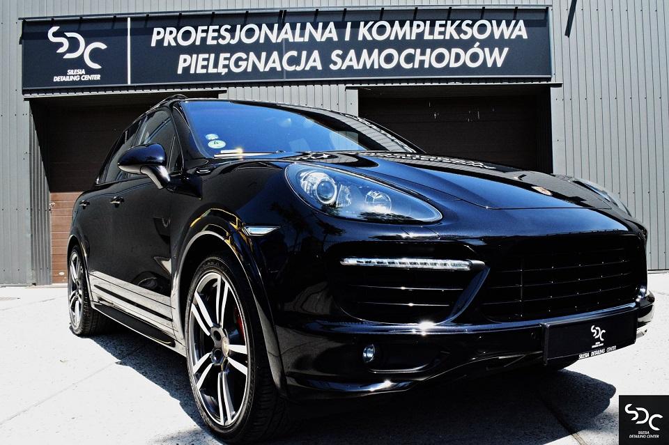 Porsche Cayenne GTS Zabezpieczenie ceramiczne