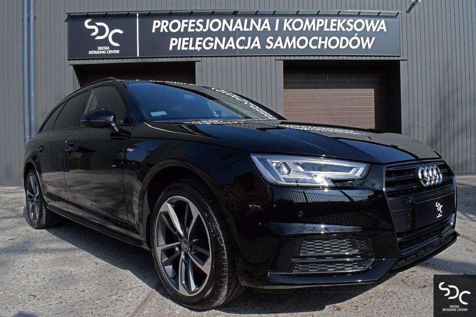 Audi A4 Zabezpieczenie ceramiczne