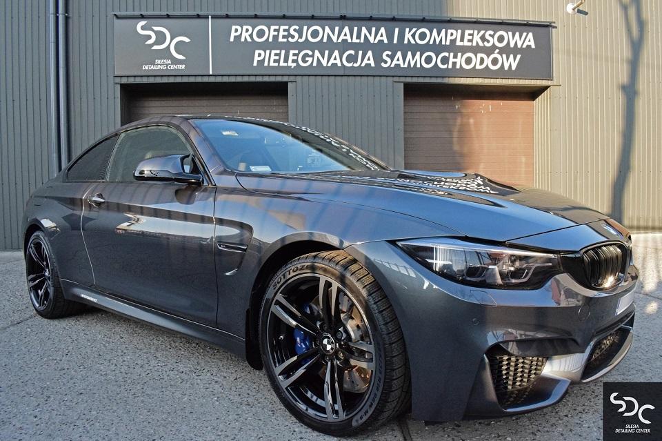 BMW M4 Odnowienie felg