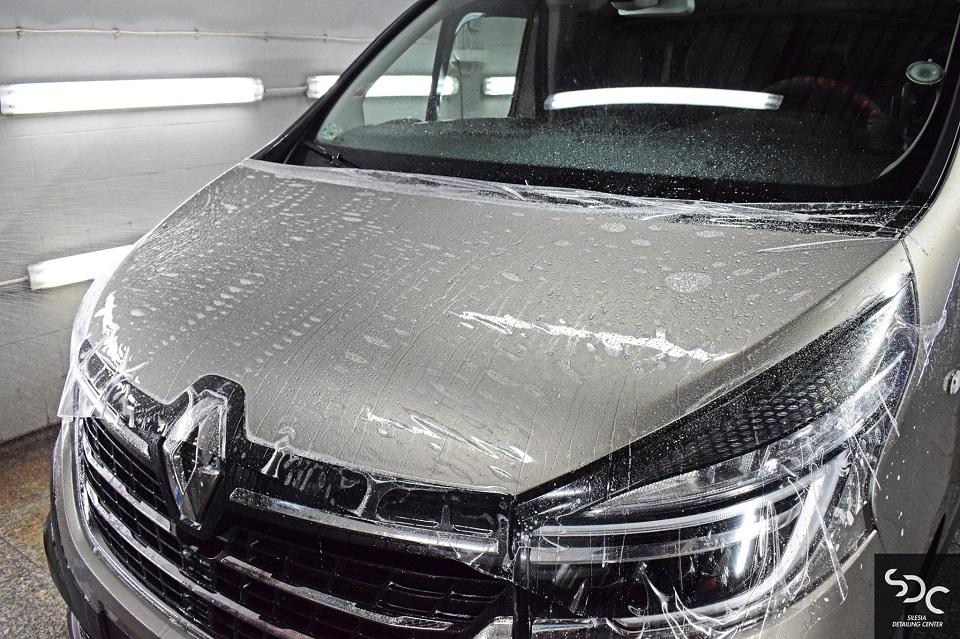 Renault Trafic Zabezpieczenie ceramiczne i PPF