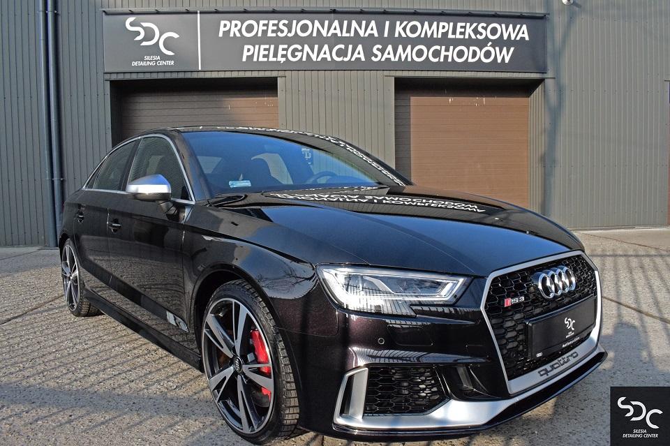 Audi RS3 Folia ochronna PPF