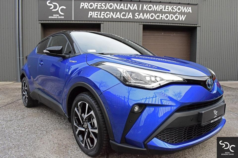 Toyota C-HR - zabezpieczenie ceramiczne